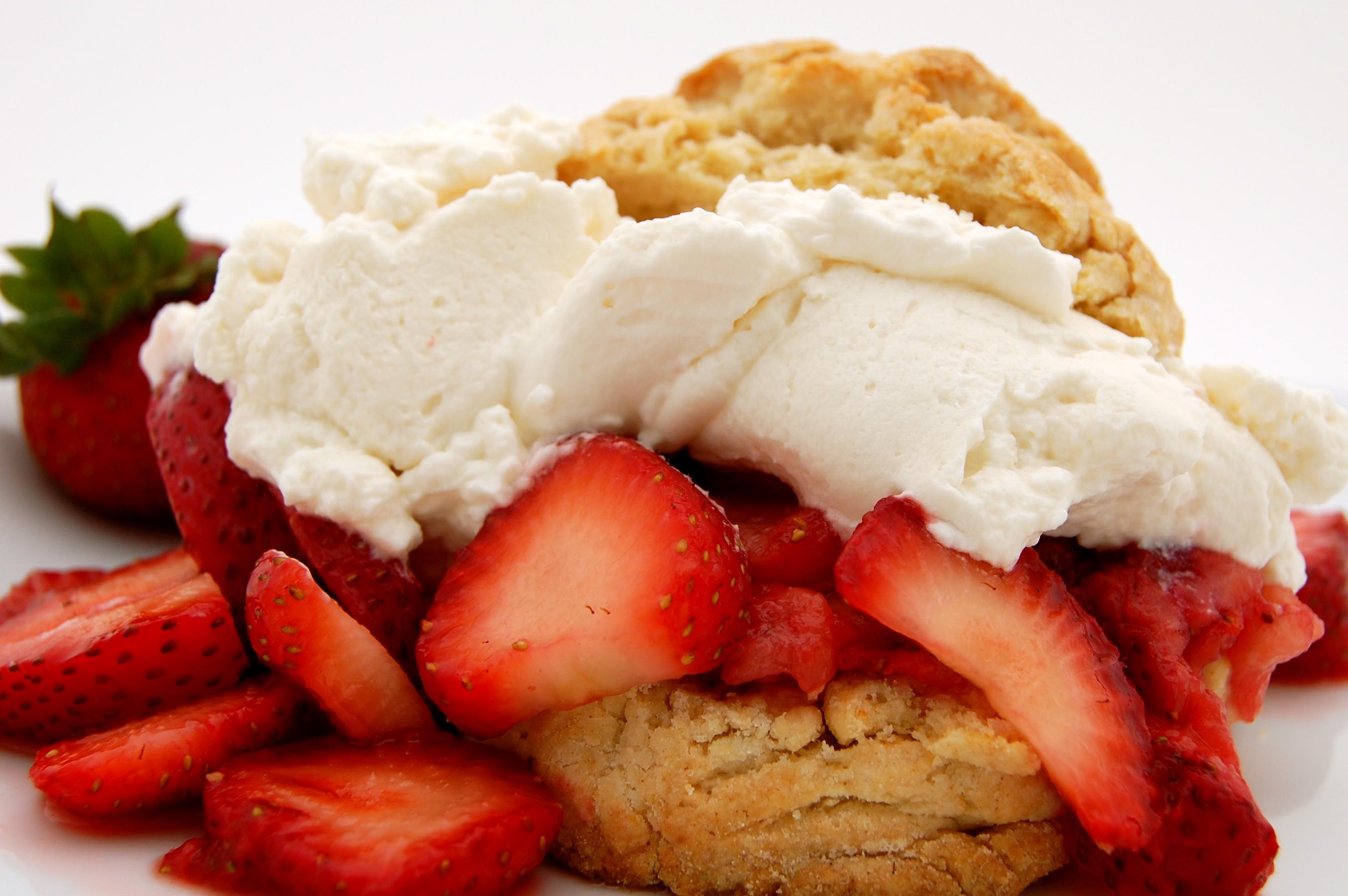 Sweet Pea's Kitchen » Strawberry Shortcake