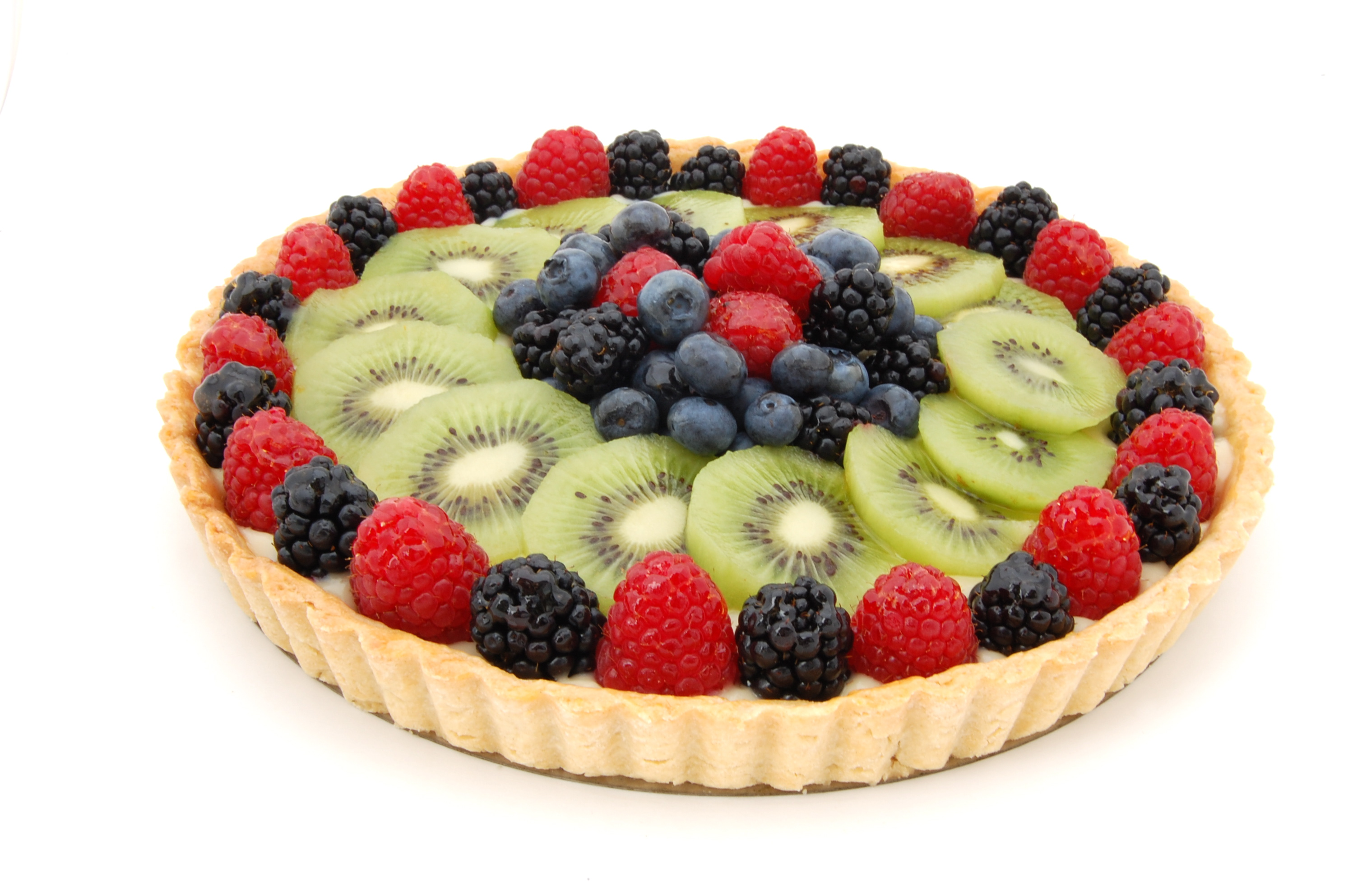Sweet Pea's Kitchen » Fresh Fruit Tart