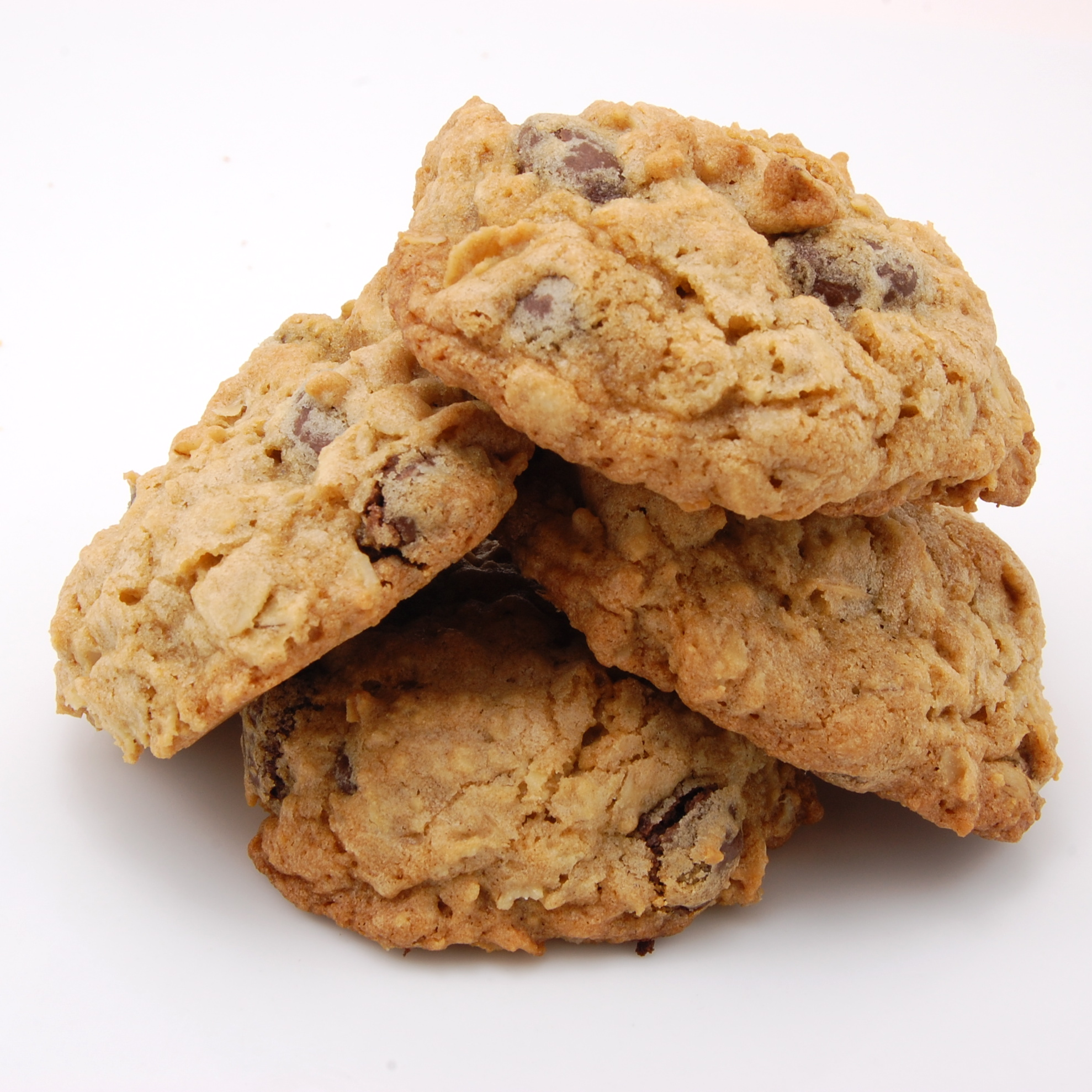 Chewy Oatmeal Raisin Cookies | Sweet Pea's Kitchen