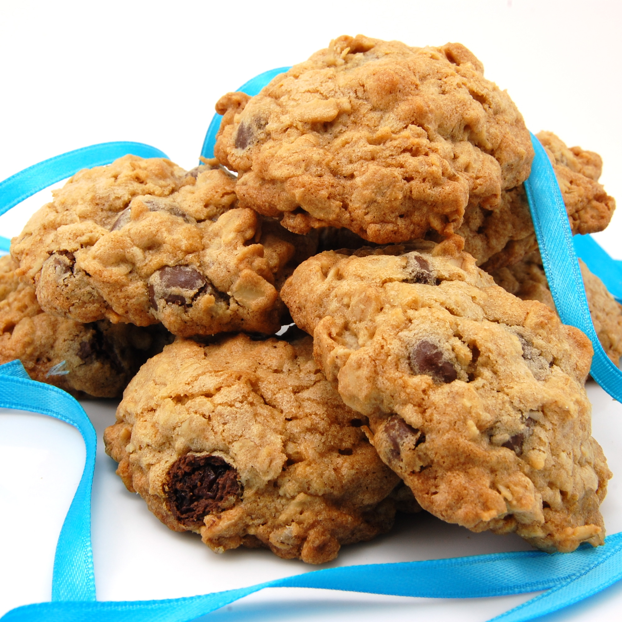 Sweet Pea's Kitchen » Chewy Oatmeal Raisin Cookies