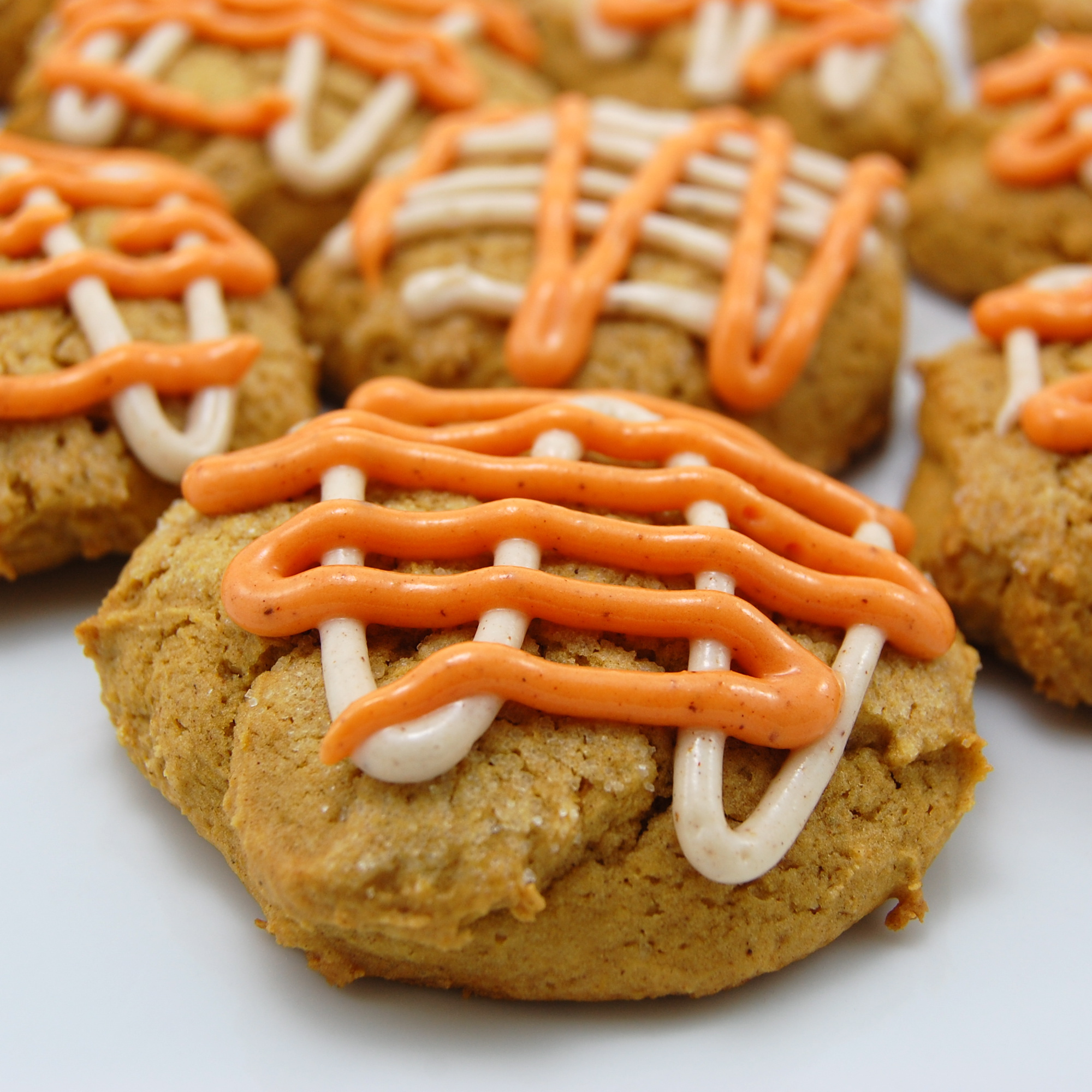 Sweet Pea's Kitchen » Pumpkin Cookies with Cream Cheese ...