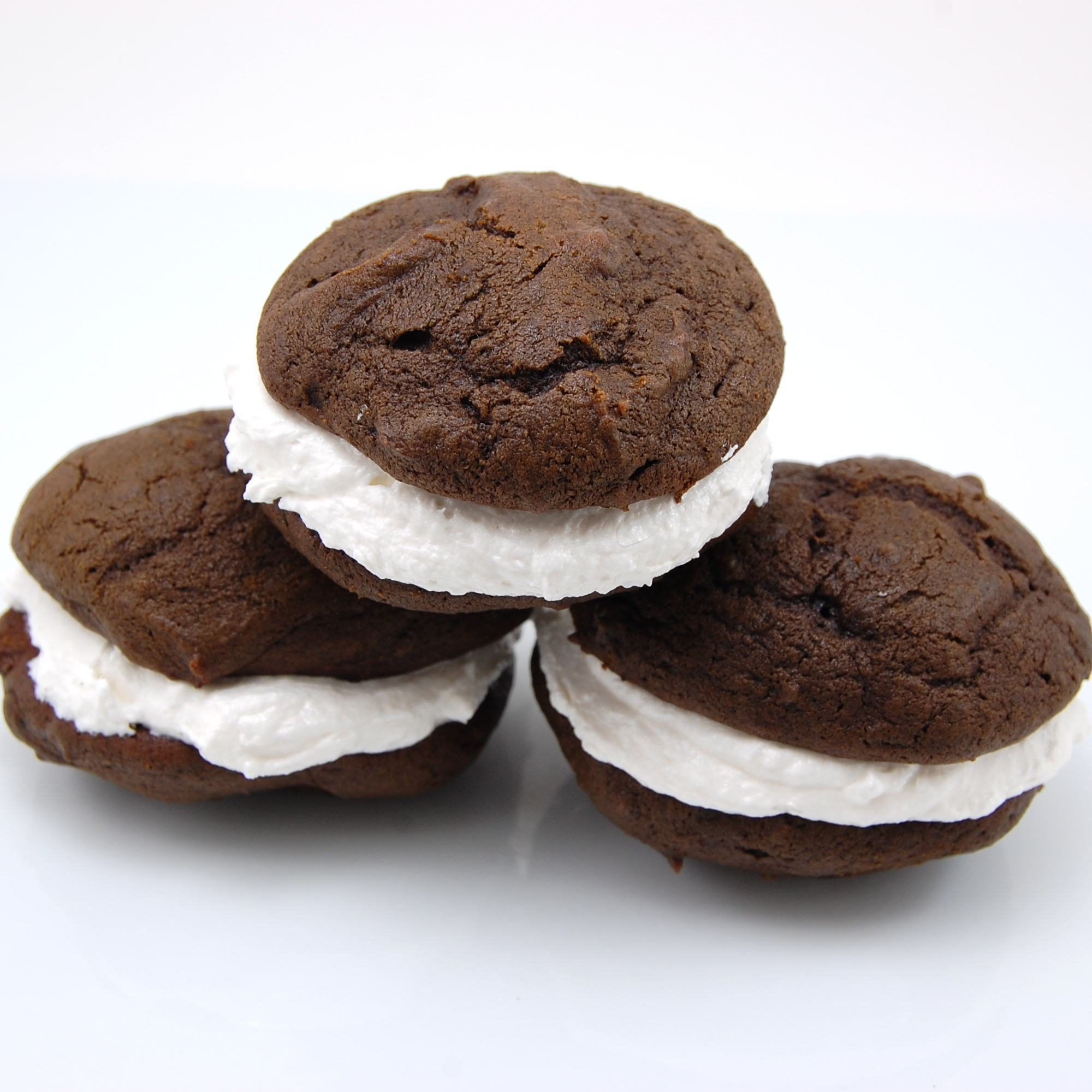 Sweet Pea's Kitchen » Chocolate Whoopie Pies with Marshmallow Filling