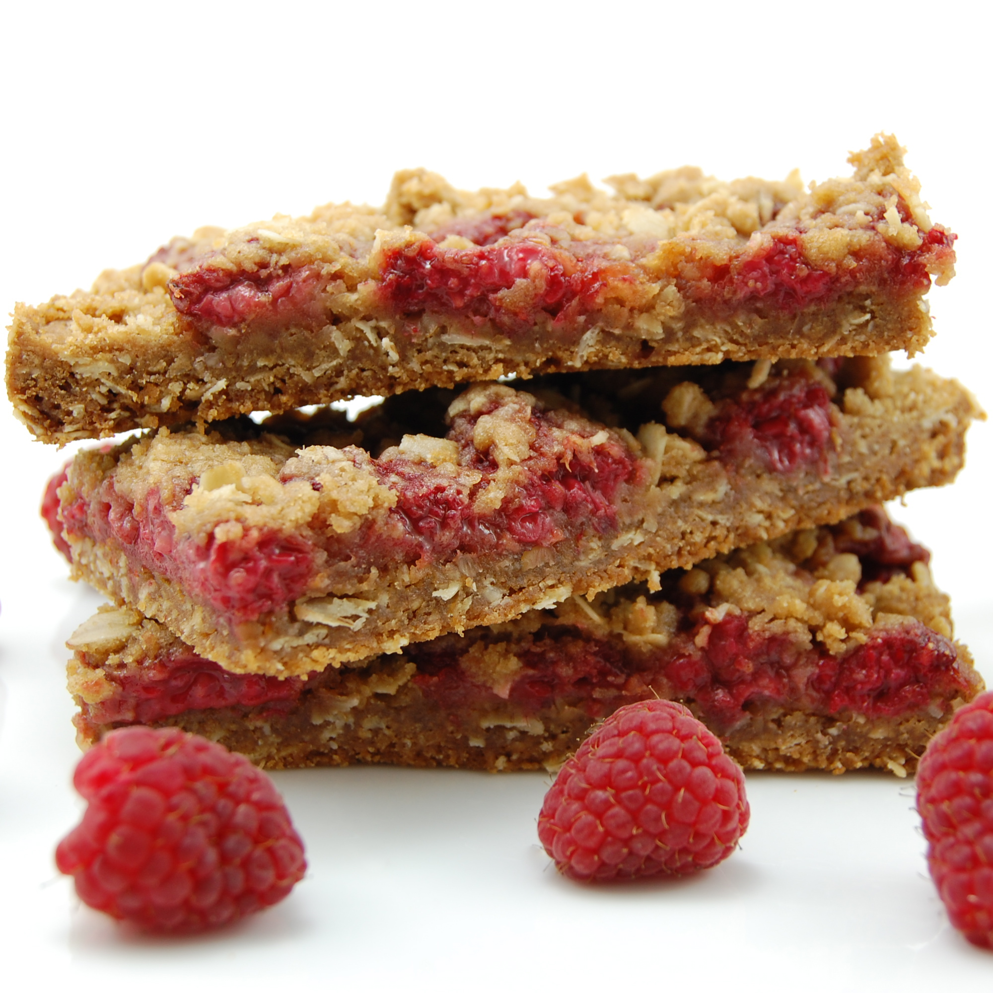 Sweet Pea's Kitchen » Raspberry Crumb Breakfast Bars