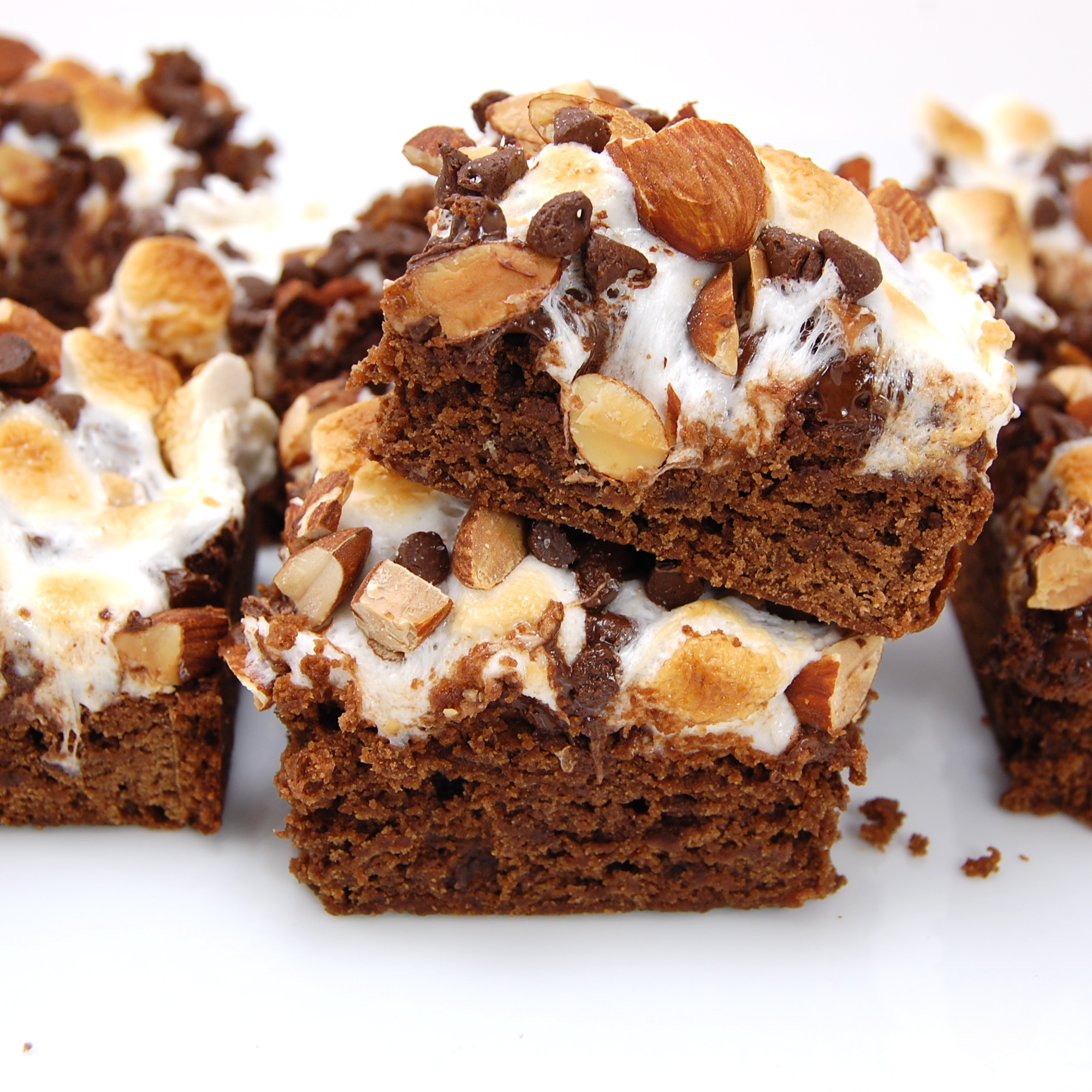 Sweet Pea's Kitchen » Rocky Road Brownies