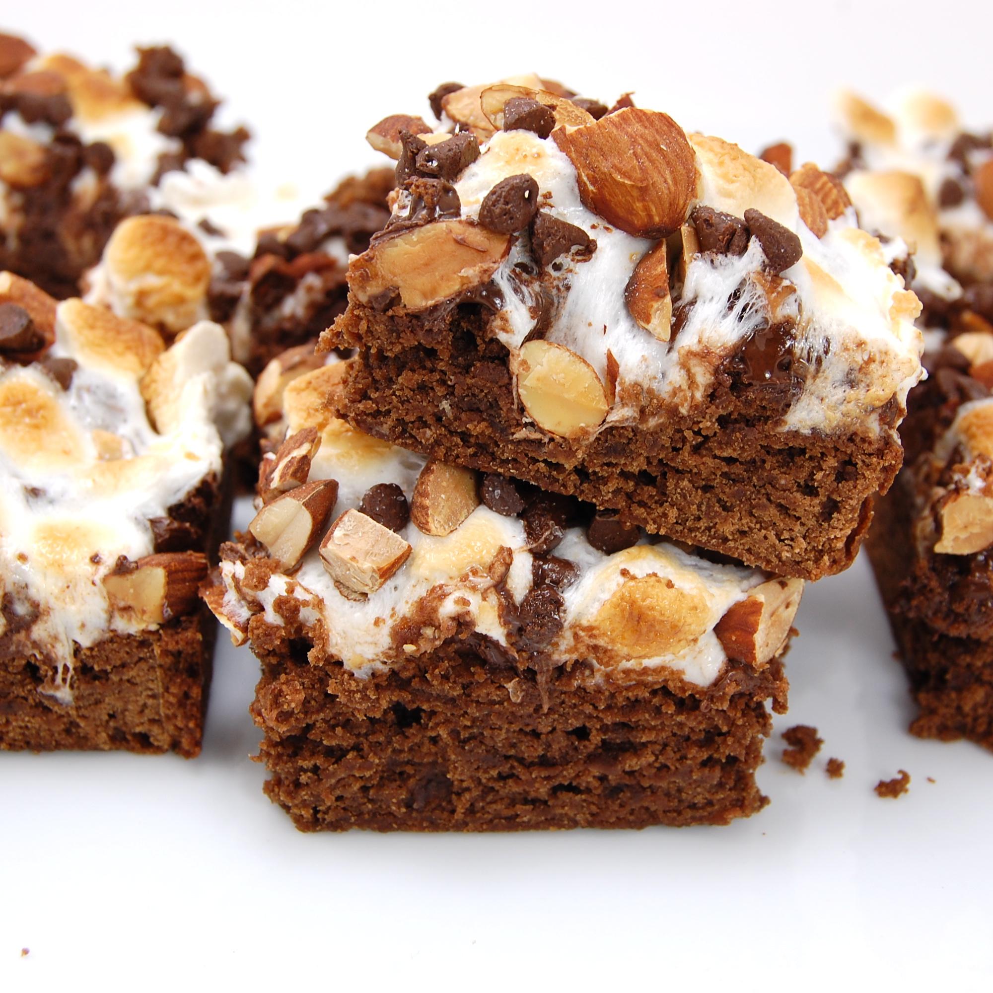 Sweet Pea's Kitchen » Rocky Road Brownies
