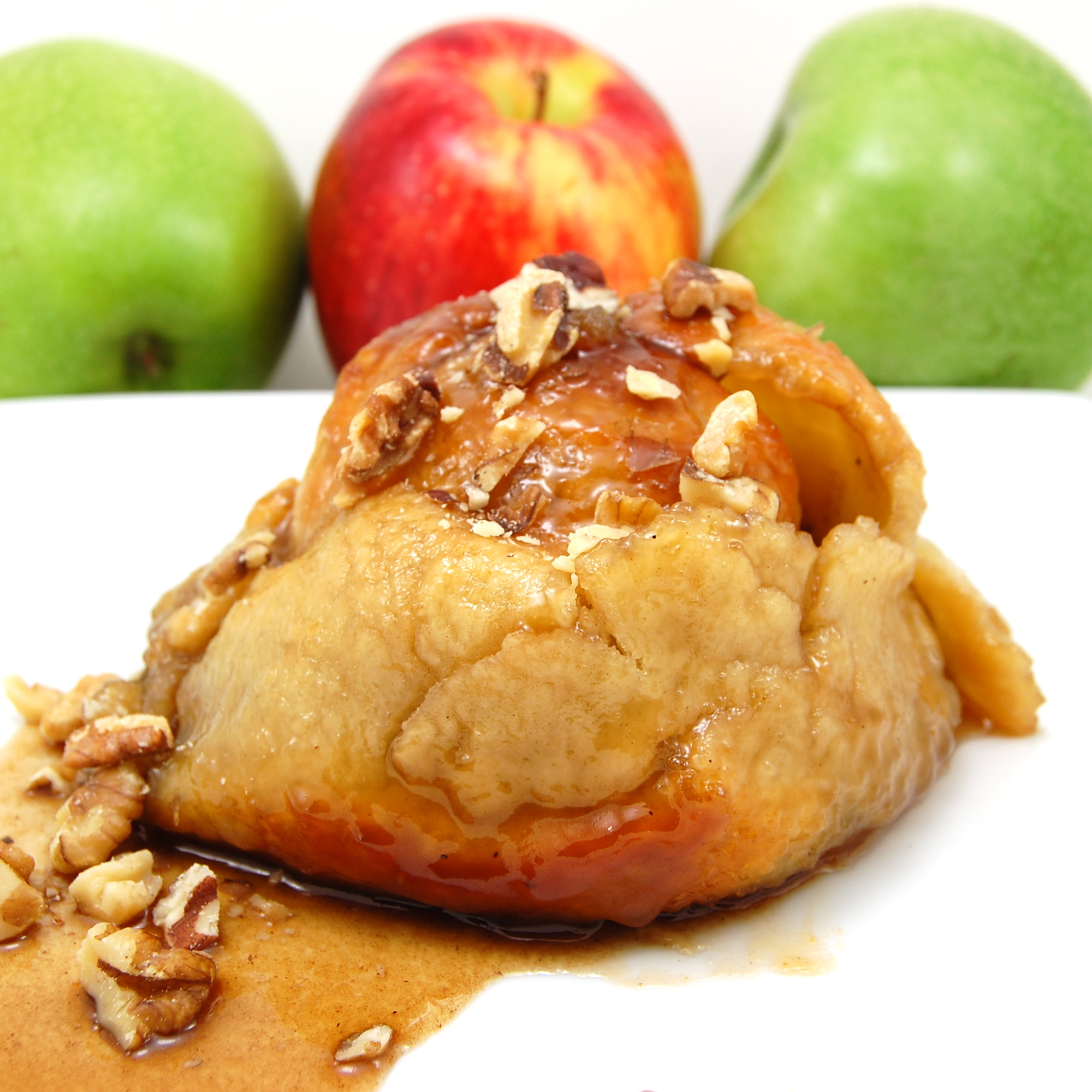 ... cider rum sauce recipes dishmaps apple dumplings with cider rum sauce