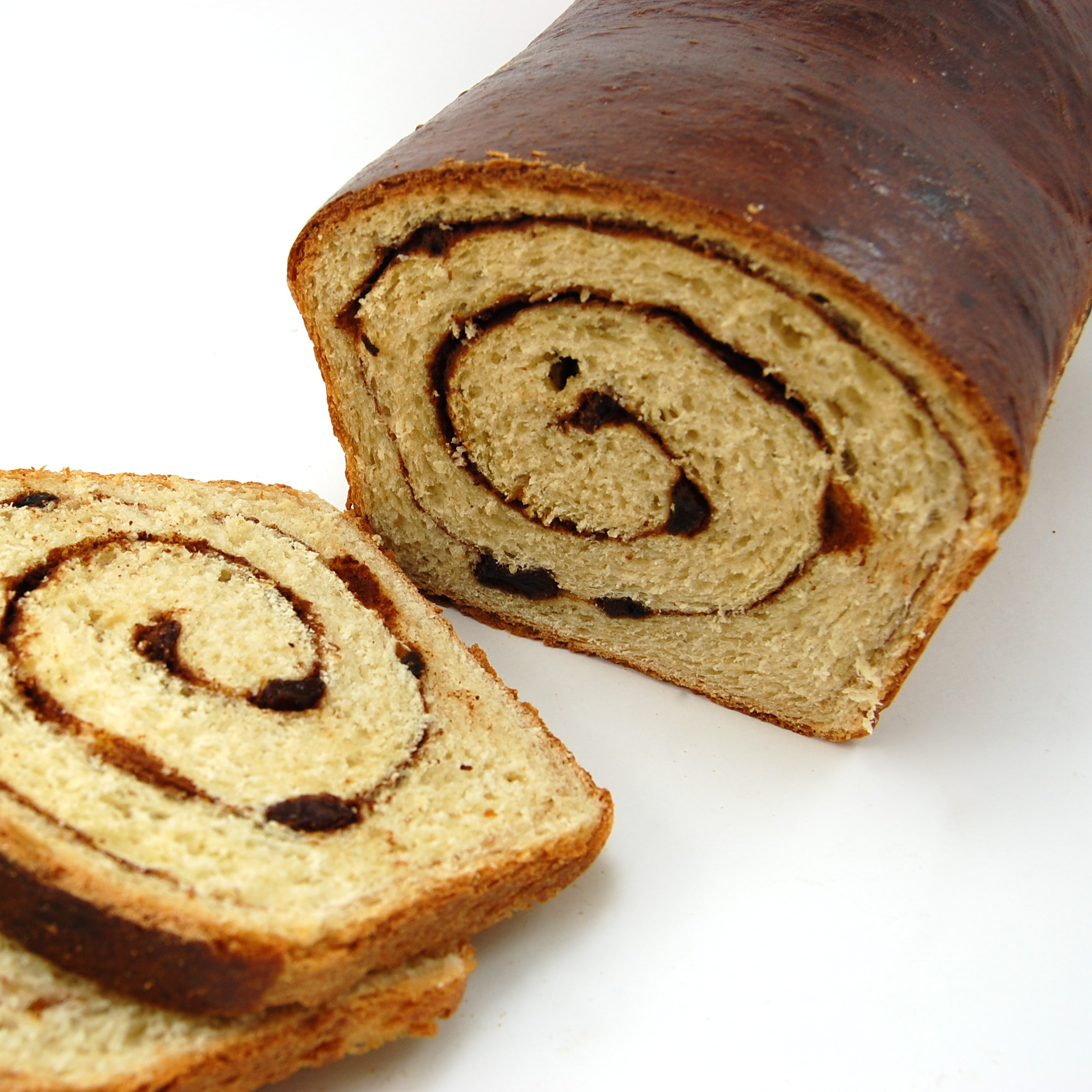 Sweet Pea's Kitchen » Raisin Cinnamon Swirl Bread