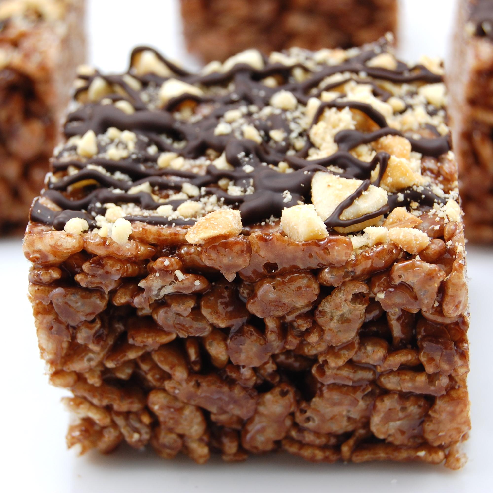 Sweet Pea's Kitchen » Double Chocolate Marshmallow Treats