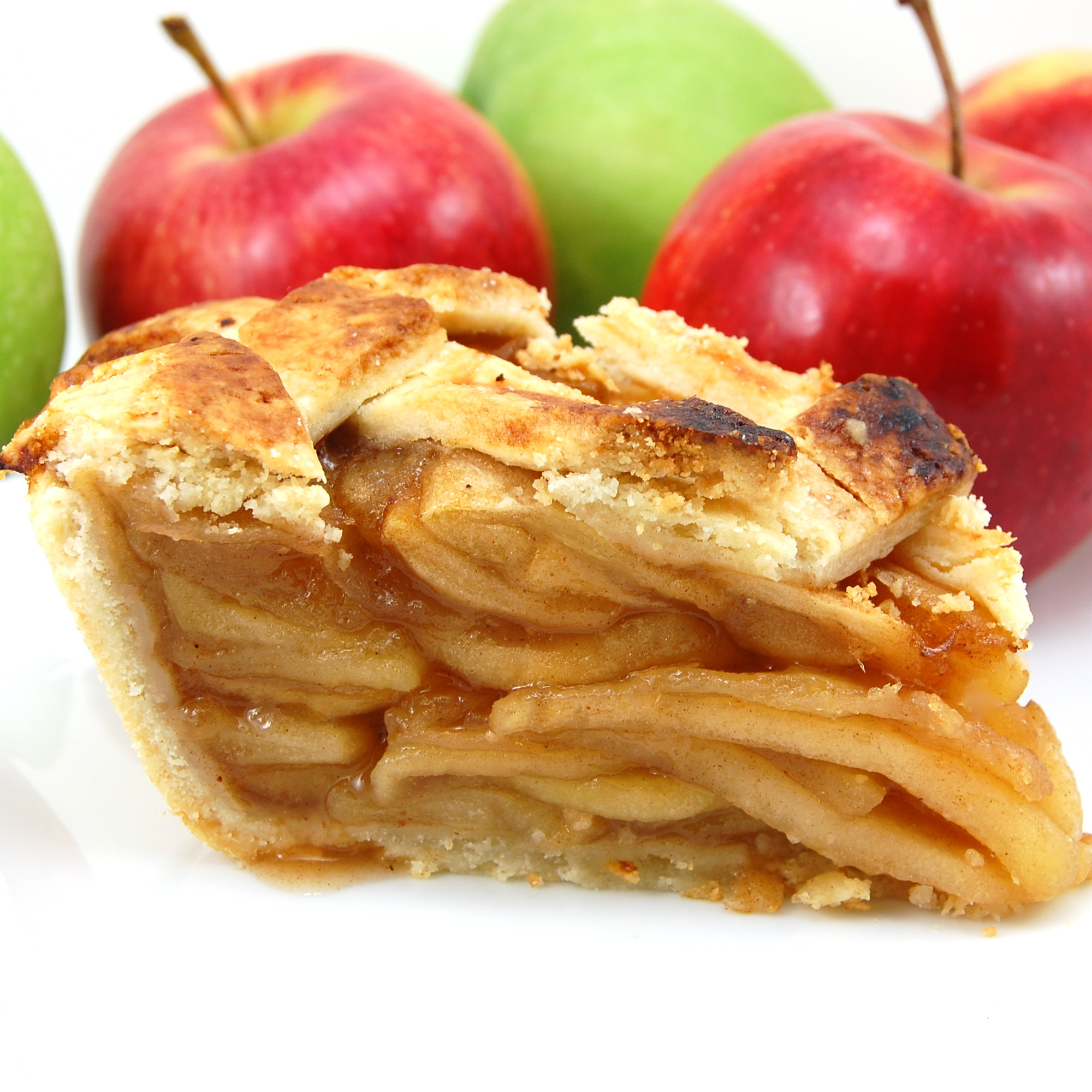 American Apple Pie Slice Apple piethe classic american