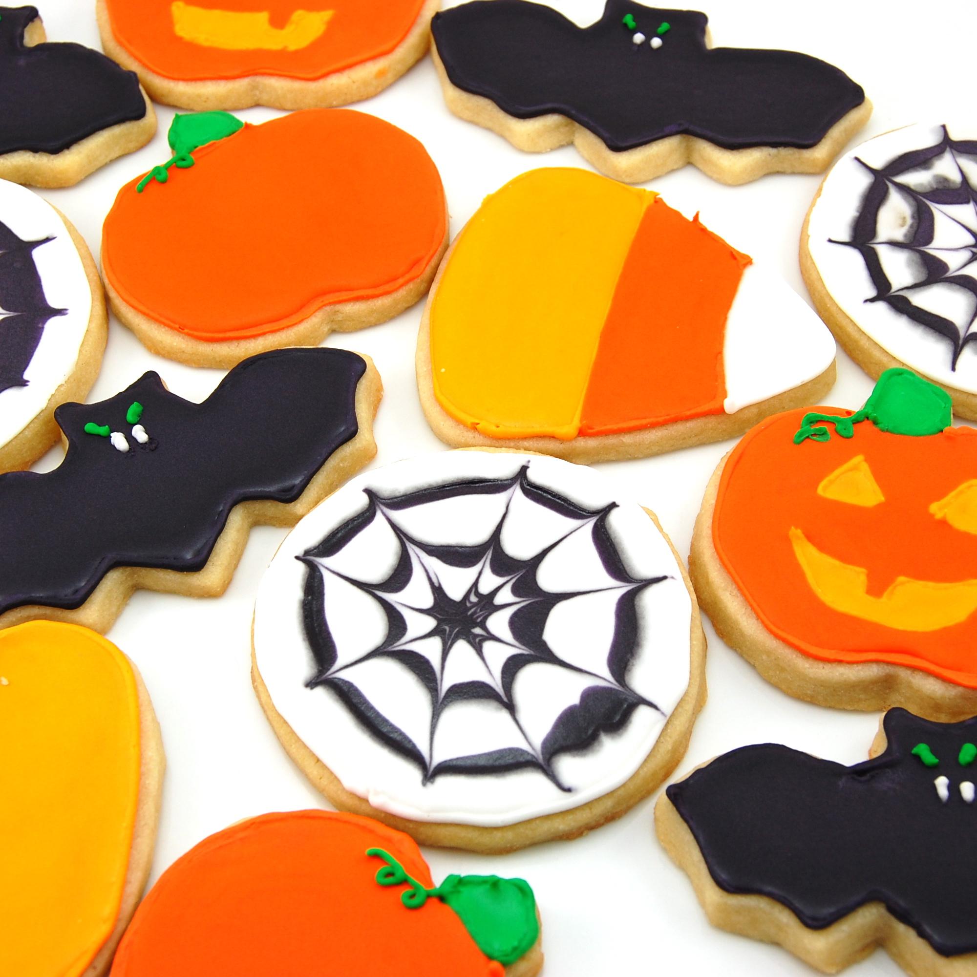 Sweet Pea's Kitchen » Halloween Sugar Cookies