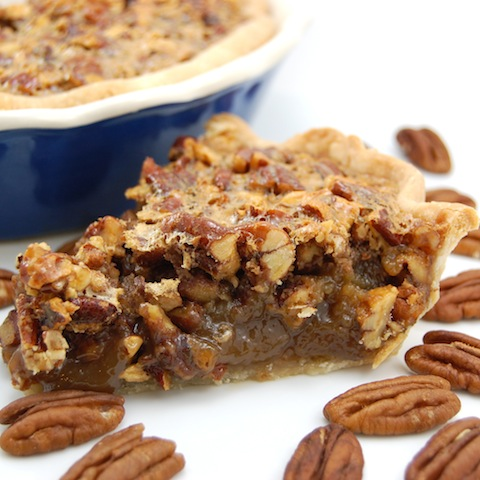 Southern Pecan Pie Pecan pie is one of my