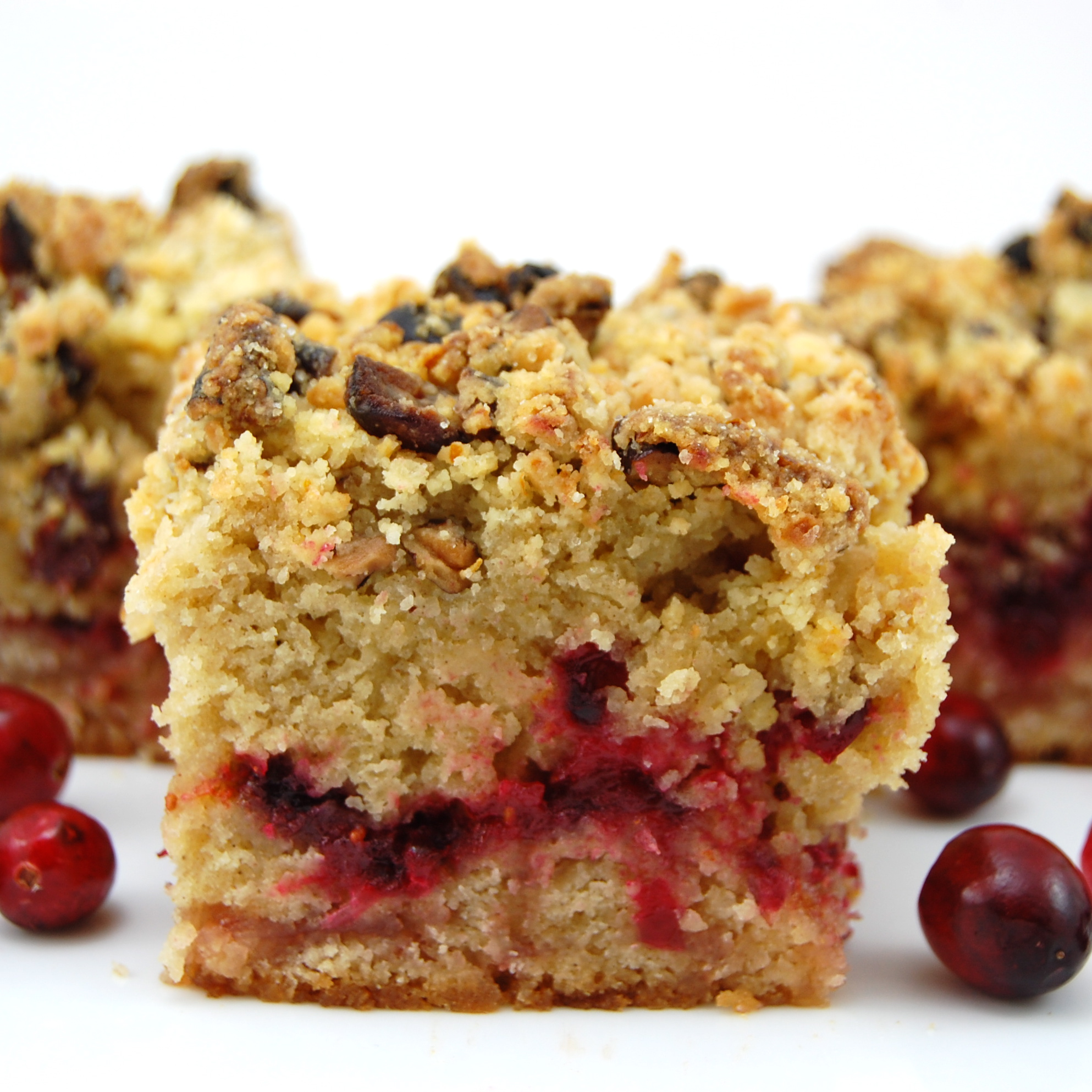 Sweet Pea's Kitchen » Cranberry Coffee Cake