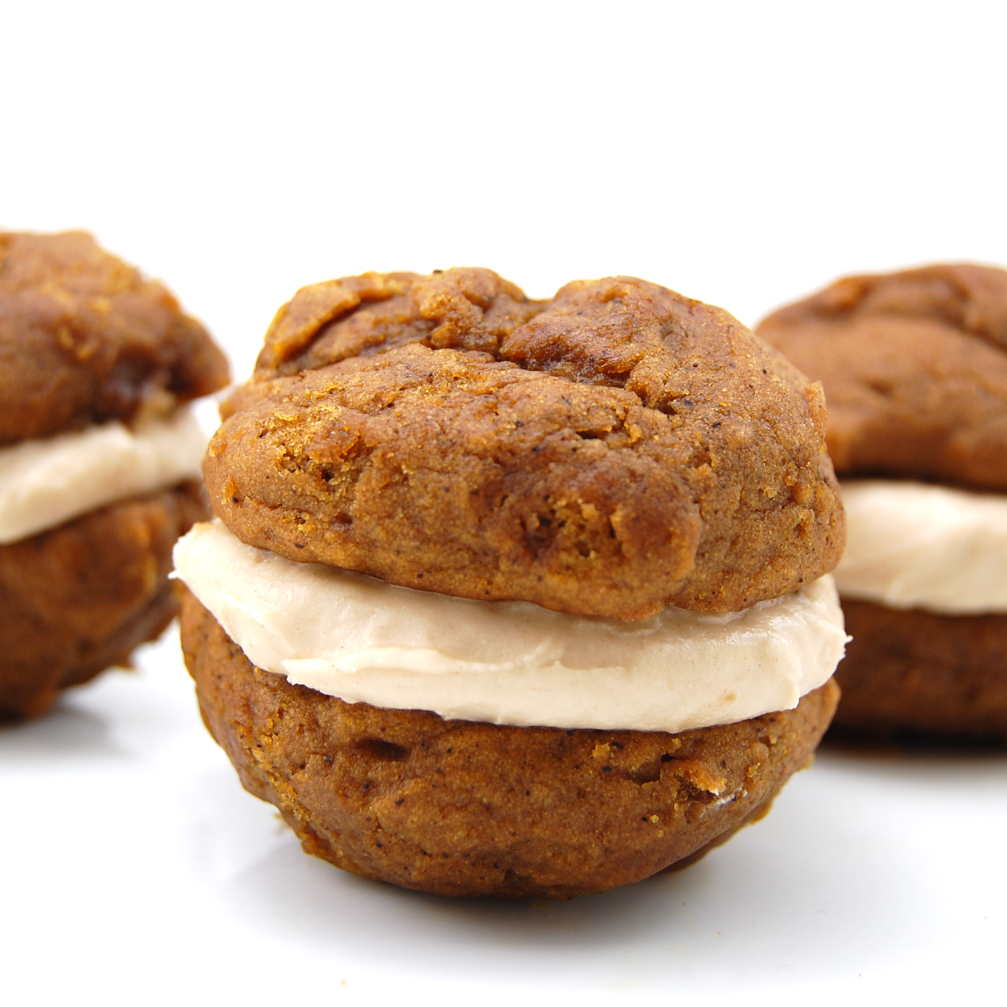 Sweet Pea's Kitchen » Pumpkin Whoopie Pies