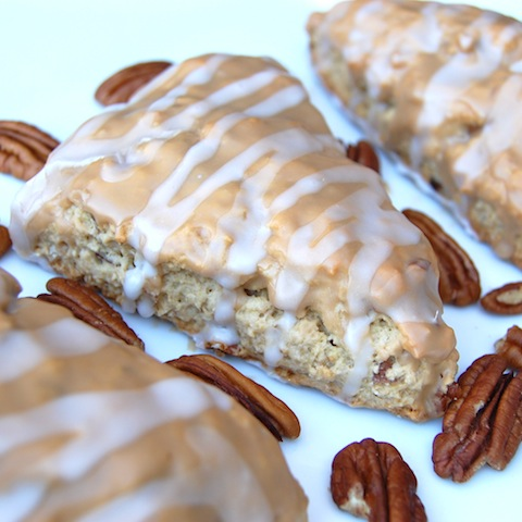 Sweet Pea's Kitchen » Maple Oat Pecan Scones