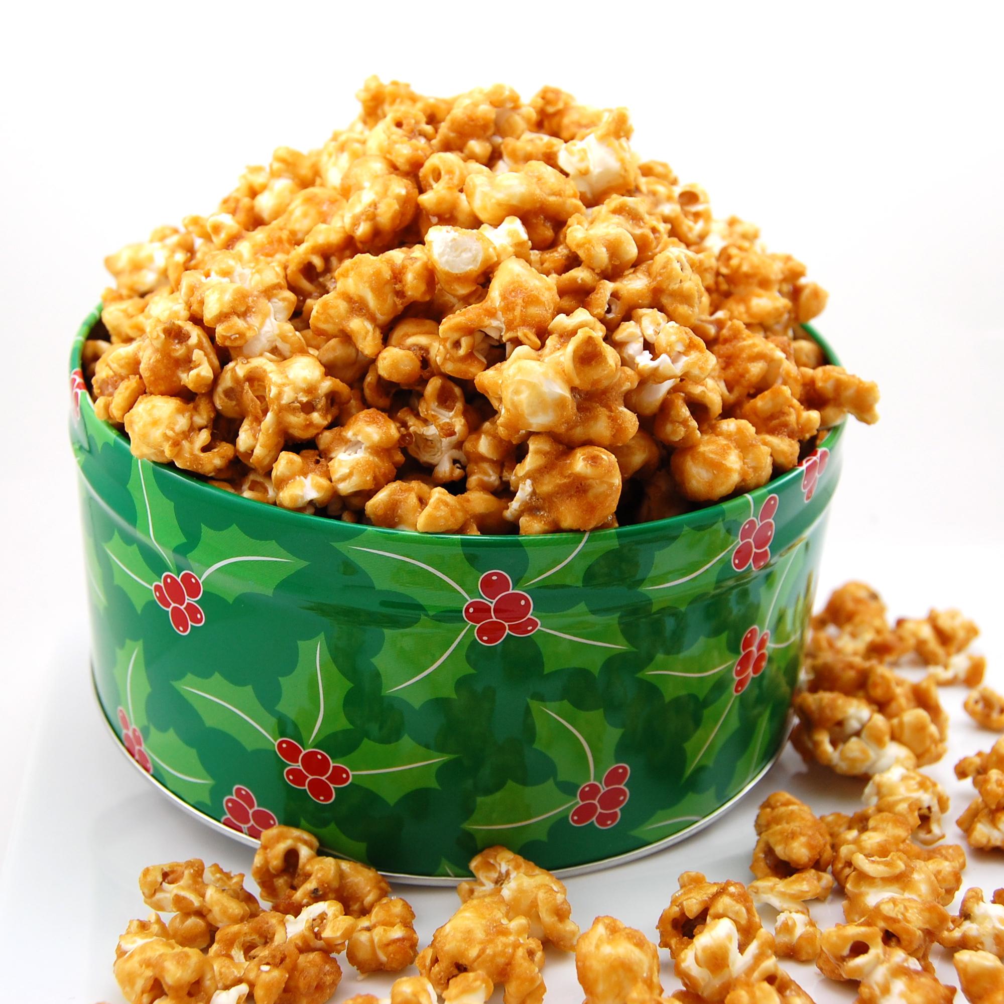 Sweet Pea's Kitchen » Caramel Popcorn