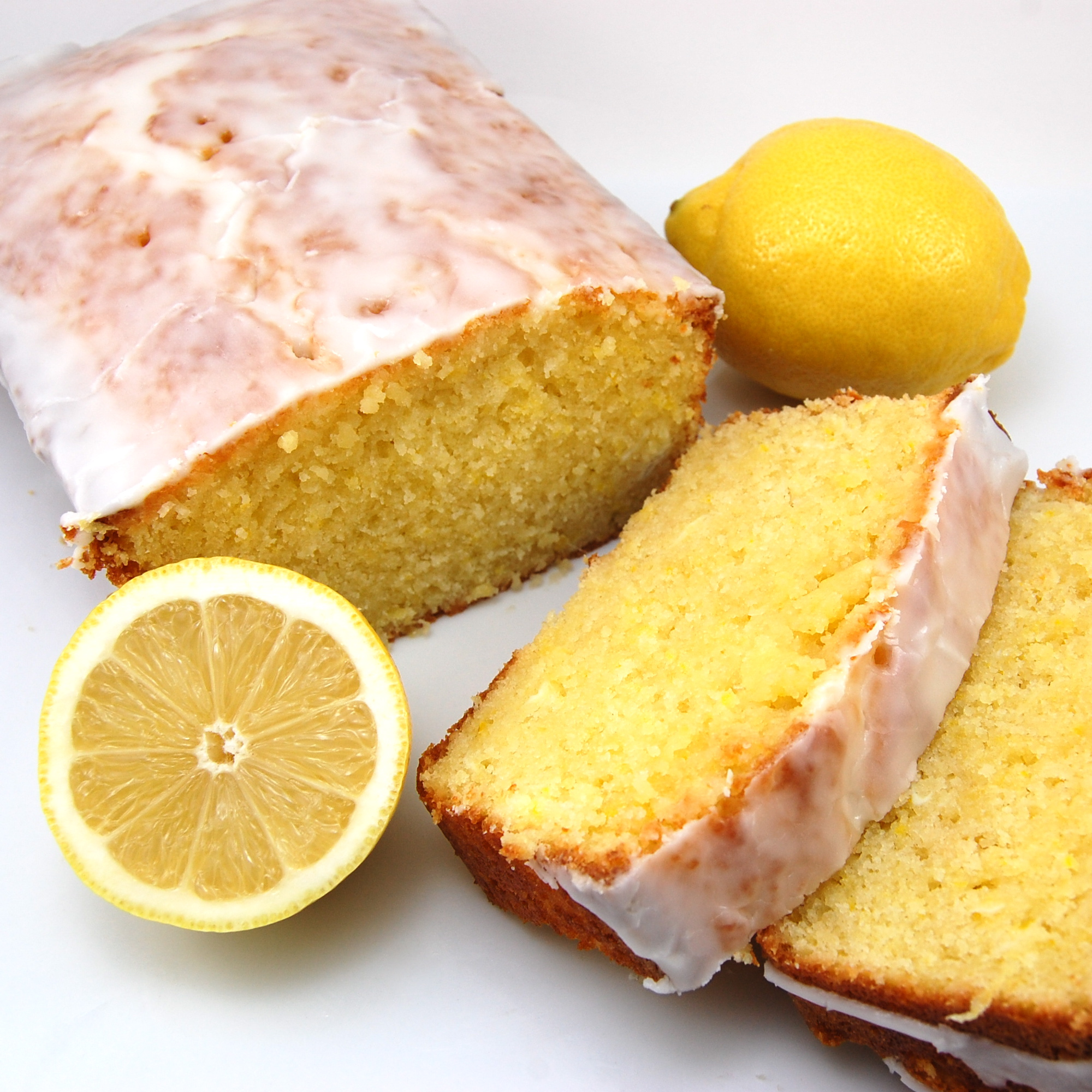 Tequila Glazed Lemon Bread With Rosemary Walnut Filling Recipes ...