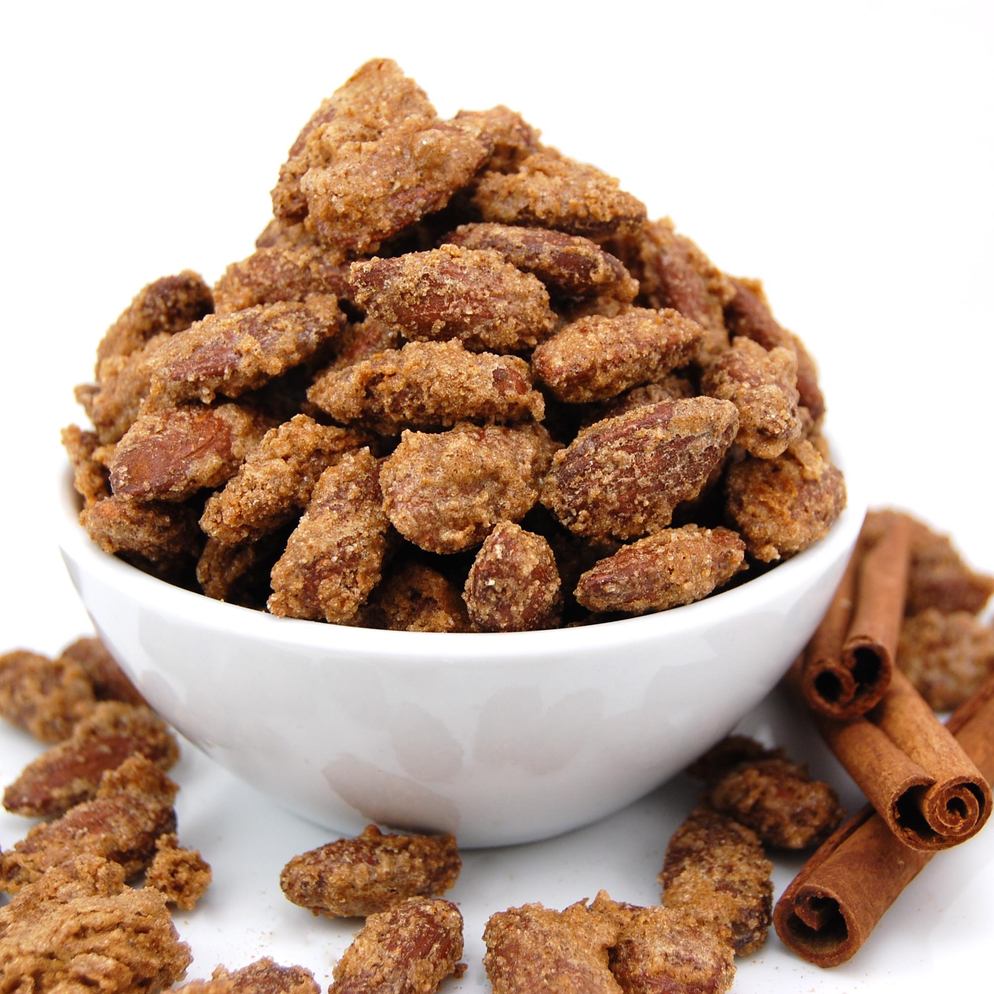 Sweet Pea's Kitchen » Cinnamon Roasted Almonds