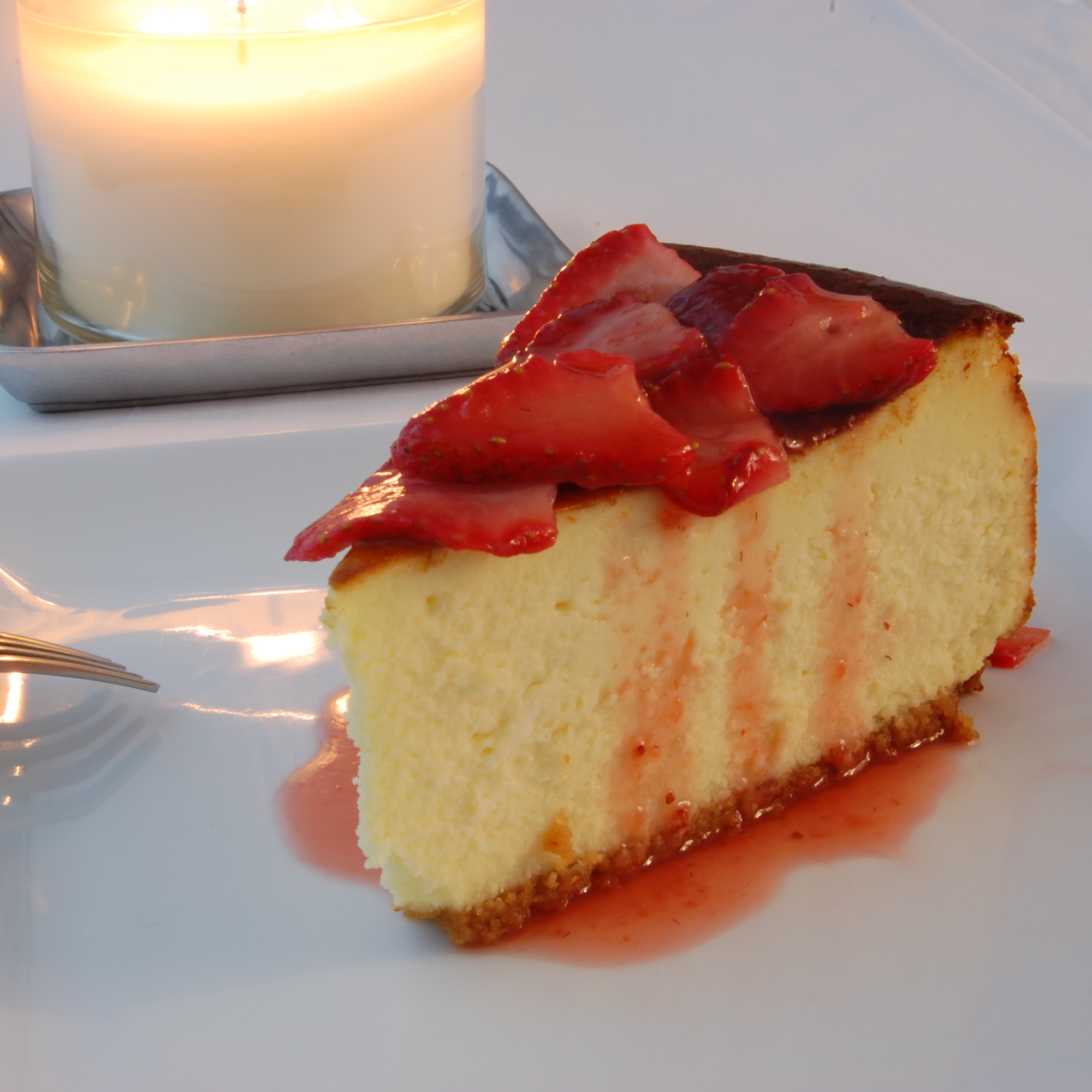 Sweet Pea's Kitchen » New York Style Cheesecake