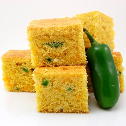Sweet Pea's Kitchen » Jalapeño Corn Bread