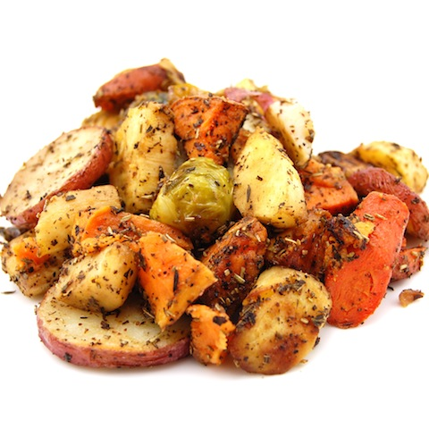 Sweet Pea's Kitchen » Roasted Potatoes, Carrots, Parsnips and ...