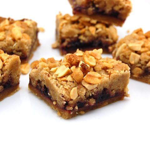 Sweet Pea's Kitchen » Peanut Butter and Jelly Bars