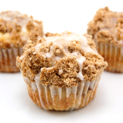 Sweet Pea's Kitchen » Coffee Cake Muffins