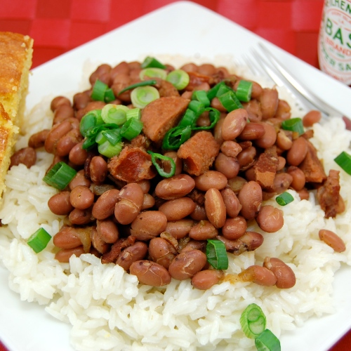 Sweet Pea's Kitchen » Cajun Red Beans and Rice