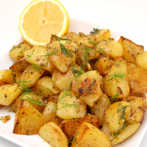 Sweet Pea's Kitchen » Lemon Roasted Potatoes