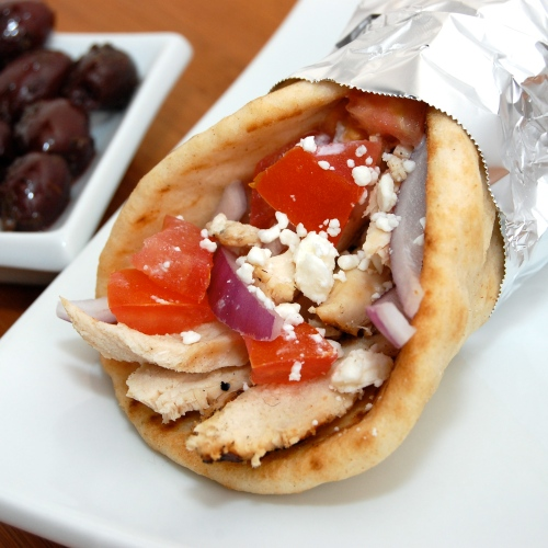 elly says opa chicken gyros Chicken gyros - elly says opa find this pin and more on gyro by mevans1234 more chicken gyro recipe comparison chicken gyros with homemade tzatziki.