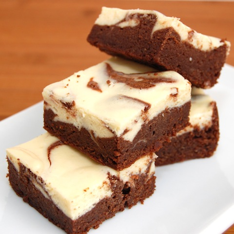Sweet Pea's Kitchen » Irish Cream Cheesecake Brownies