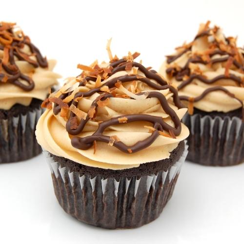 Sweet Pea's Kitchen » Samoas Cupcakes