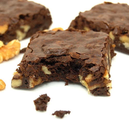 Sweet Pea's Kitchen » Cocoa Brownies with Browned Butter and Walnuts
