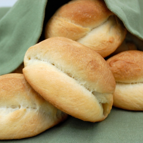 Sweet Pea's Kitchen » Parker House Rolls