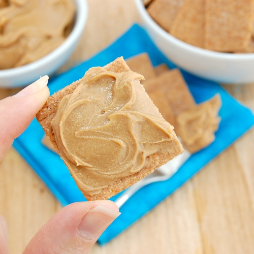 Sweet Pea's Kitchen » Homemade Wheat Thins