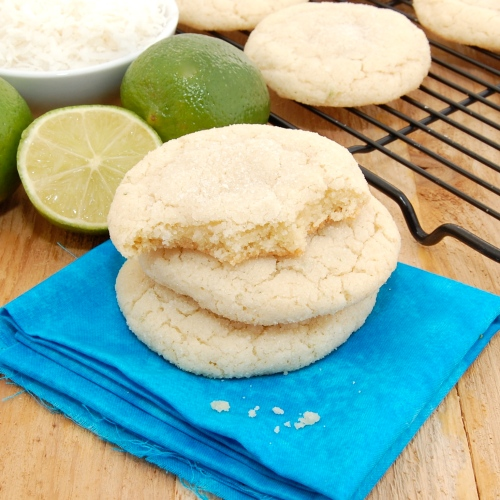 Sweet Pea's Kitchen » Chewy Coconut-Lime Sugar Cookies