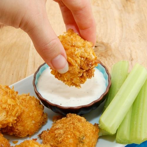 Sweet Pea's Kitchen » Buffalo Chicken Bites