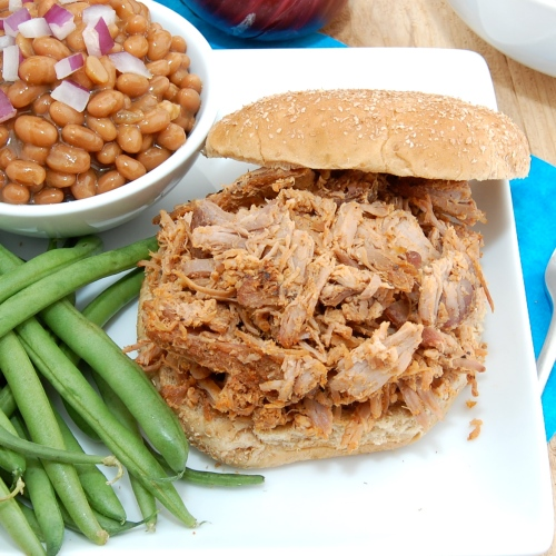 Sweet Pea's Kitchen » Slow Roasted Pulled Pork