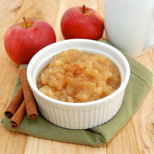 Sweet Pea's Kitchen » Baked Applesauce