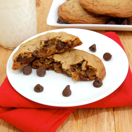 Sweet Pea's Kitchen » Perfect Chocolate Chip Cookies