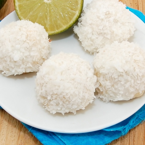 Coconut Snowballs Recipe — Dishmaps