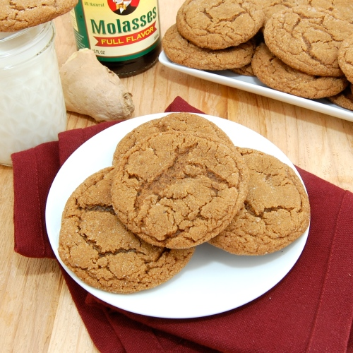 Sweet Pea's Kitchen » Chewy Ginger Cookies