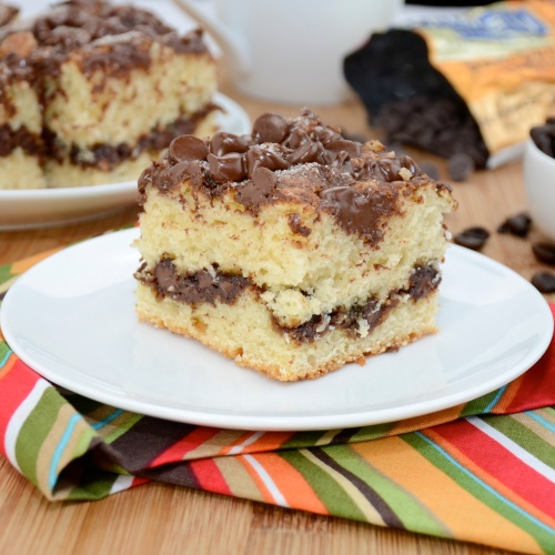 Sweet Pea's Kitchen » Coffee Lover's Chocolate Chip Coffee Cake
