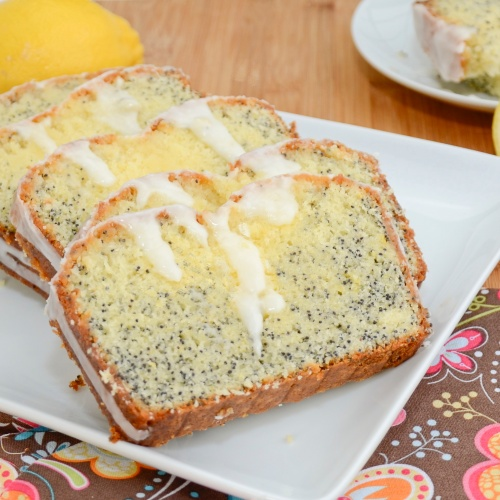 Sweet Pea's Kitchen » Lemon Poppy Seed Pound Cake