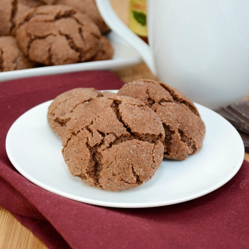Sweet Pea's Kitchen » Mexican Hot Chocolate Cookies