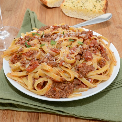 Sweet Pea's Kitchen » Pasta Bolognese with Pancetta and Red Wine