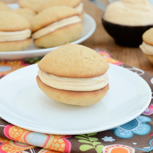 Sweet Pea's Kitchen » Peanut Butter Banana Whoopie Pies