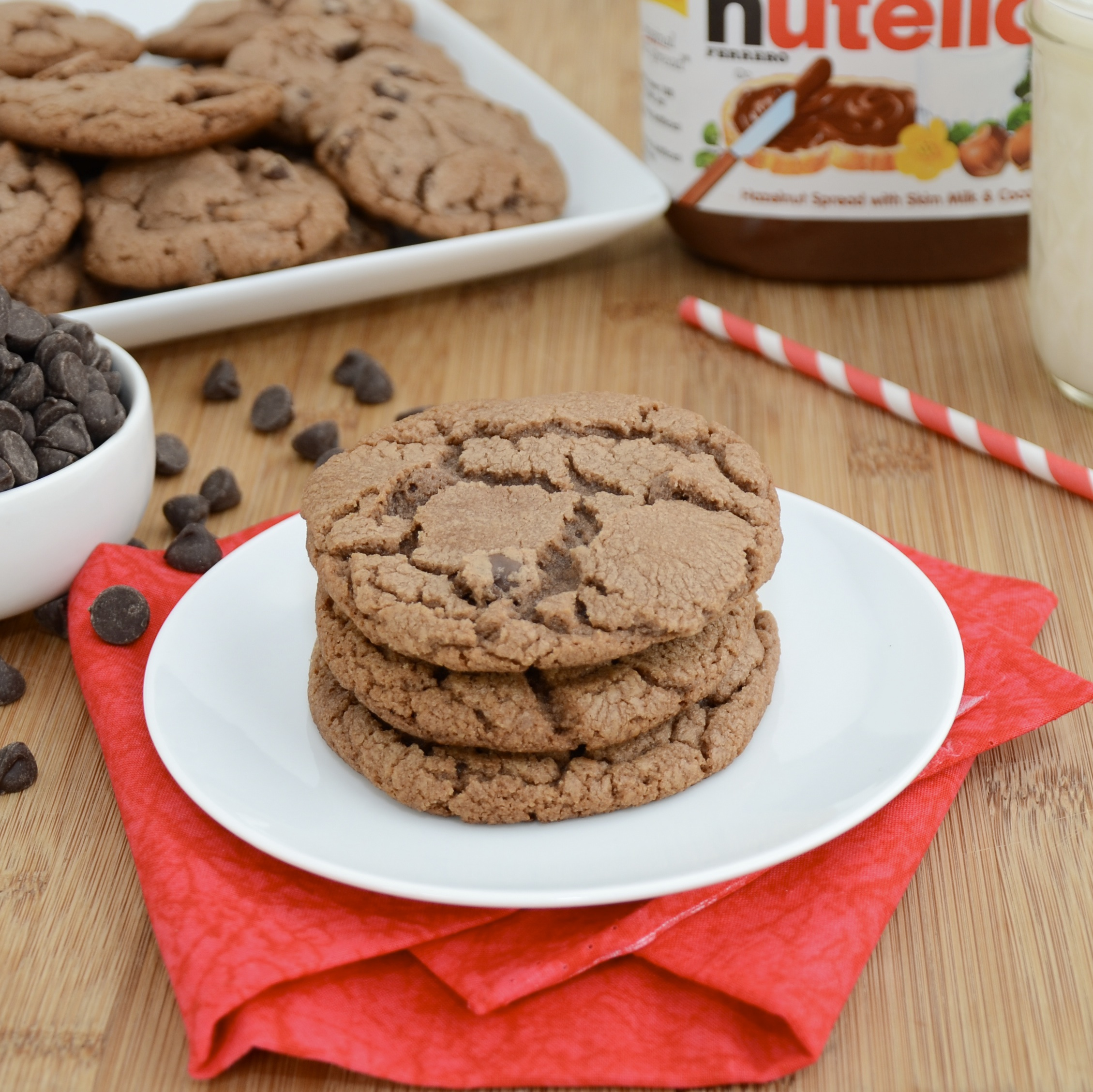 Chocolate Nutella Cookies Recipe Simply Recipes  Tattoo
