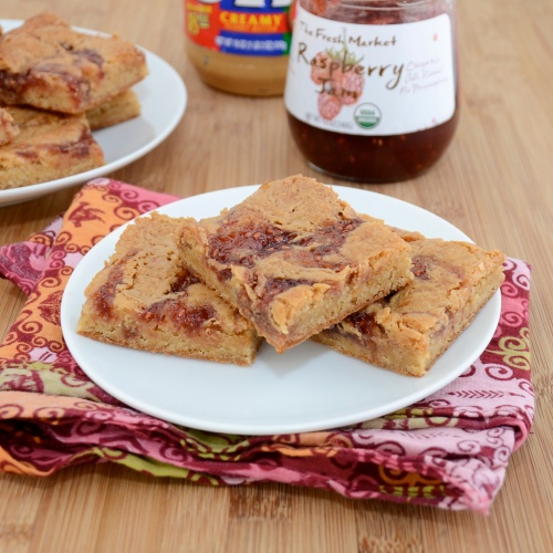 ... by Gingerbread Bagels , blondies adapted from Baking Illustrated
