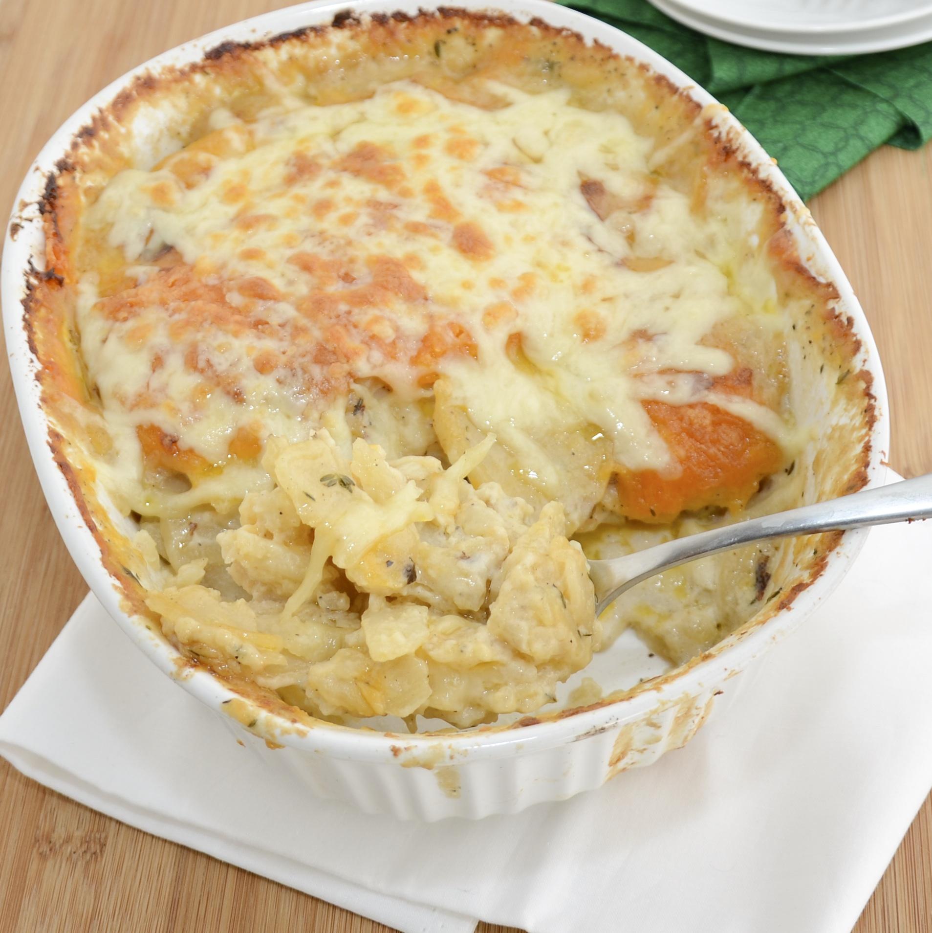 Classic Scalloped Potatoes Recipe
