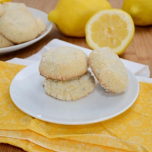 Sweet Pea's Kitchen » Lemon Poppy Seed Sugar Cookies
